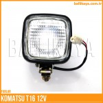 komatsu-t16-12v-far