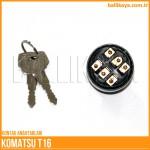 komatsu-t16-kontak-anahtari